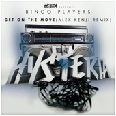 Get On the Move (Alex Kenji Remix) - Single