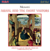 Menotti: Amahl And The Night Visitors-Thomas Schippers & Symphony of the Air