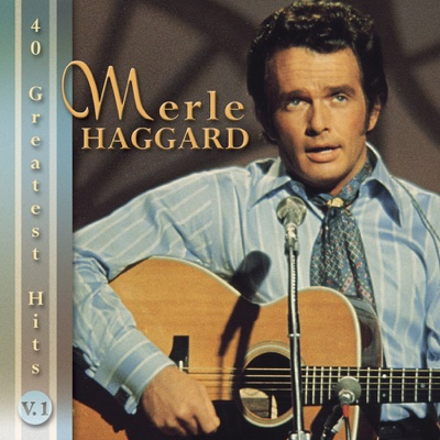 40 Greatest Hits, Vol. 1 (Rerecorded Versions) - Merle Haggard album