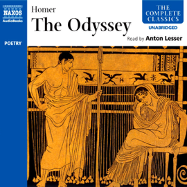The Odyssey (Abridged) audiobook