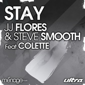JJ Flores & Steve Smooth feat. Colette - Stay