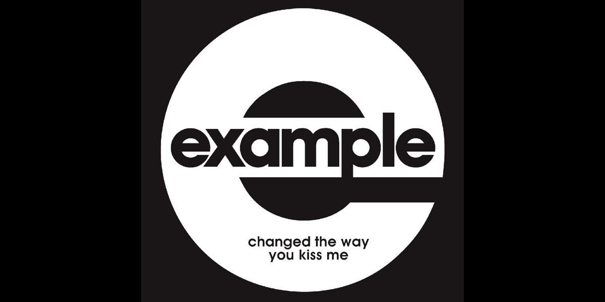 Example 'changed the way you kiss me' (official video.