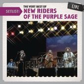 New Riders Of The Purple Sage - Truck Drivin' Man