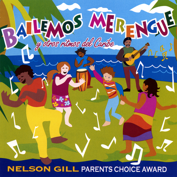 ‎Bailemos Merengue by Nelson Gill on iTunes