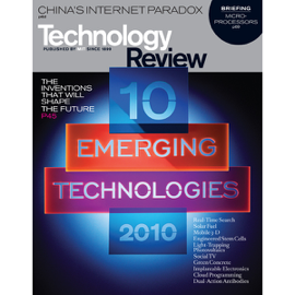 Audible Technology Review, May 2010 audiobook