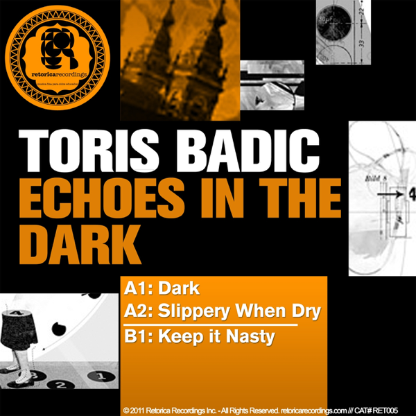 ‎Echoes In the Dark - Single by Toris Badic on iTunes