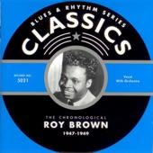 Roy Brown - I Feel That Young Man's Rhythm (09-29-49)