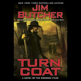 Turn Coat: The Dresden Files, Book 11 (Unabridged) audiobook