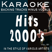 Hit's 2000's Vol 181 - Backing Tracks (Backing Tracks)