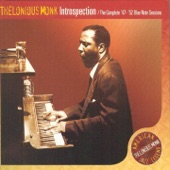 Thelonious Monk - In Walked Bud