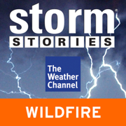 Storm Stories: 2003 California Wildfires
