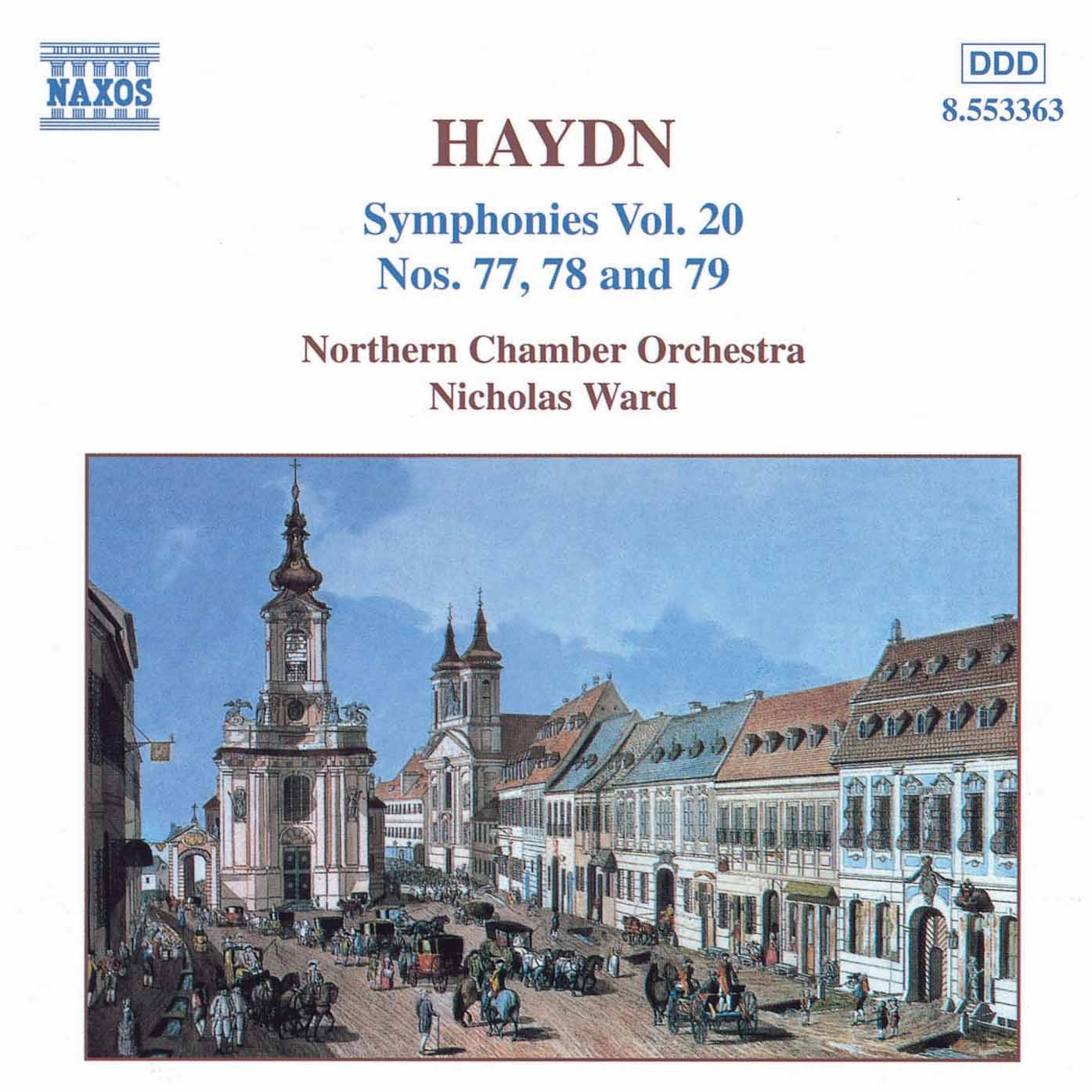 Symphony No. 79 in F Major, Hob. I:79: Finale: Vivace
