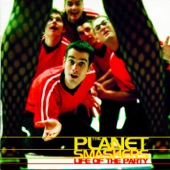 The Planet Smashers - Too Much Attitude