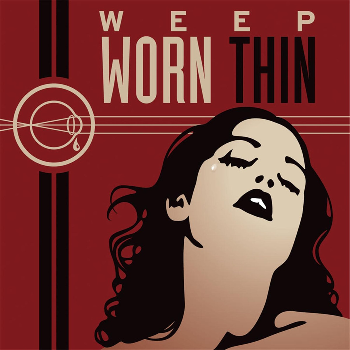 Worn Thin WEEP CD cover