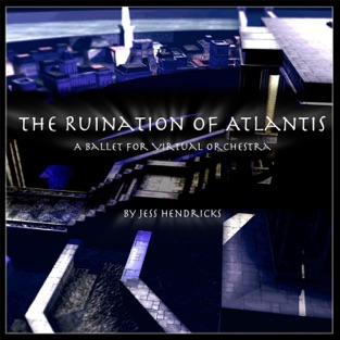 The Ruination of Atlantis cover