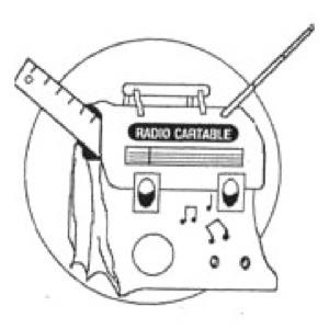 Radio-Cartable : reportage dans mon cartable
