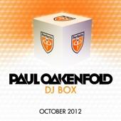 DJ Box - October 2012
