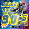 SparkPeople: Best of 90's Workout Mix (60-Min Non-Stop Mix @ 132 BPM) - Yes Fitness Music