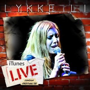 Lykke Li - I'm Good, I'm Gone (Live)