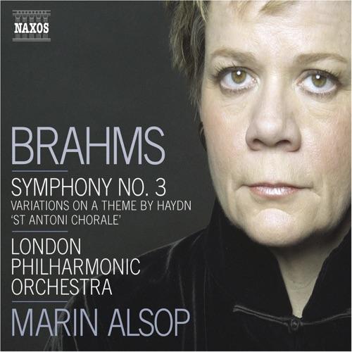 London Philharmonic Orchestra & Marin Alsop - Brahms: Symphony No. 3, Haydn Variations