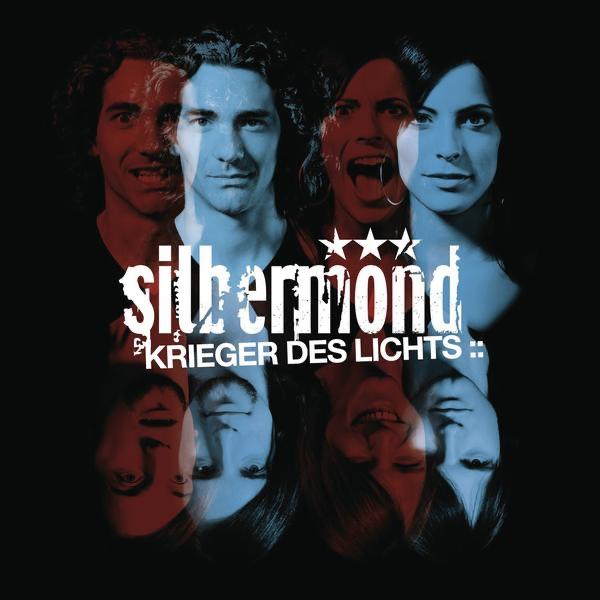 Silbermond mit Krieger des Lichts