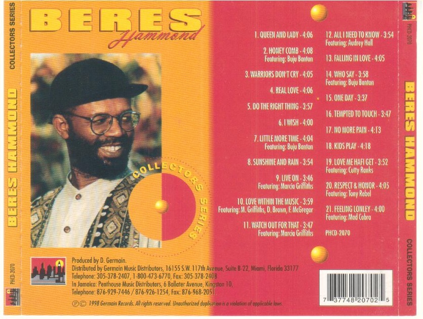 Beres hammond i wish lyrics