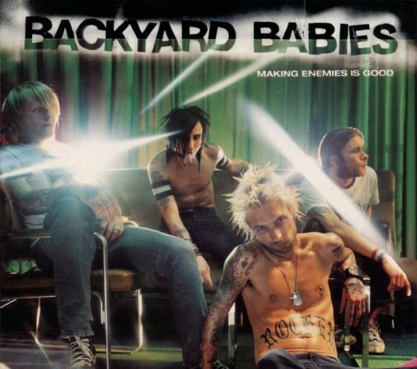 Backyard Babies mit Heaven 2.9