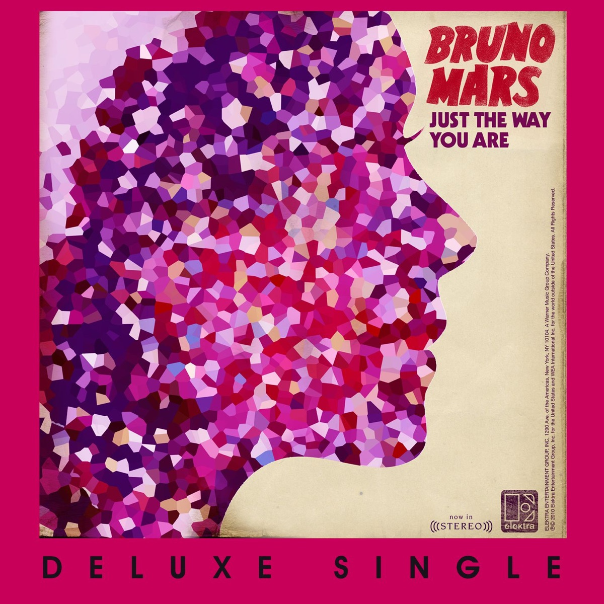 Just the Way You Are - Deluxe Single Bruno Mars CD cover