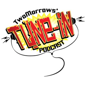 * TwoMorrows Tune-In podcast and TNT blog *