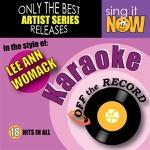 Karaoke - In the Style of Lee Ann Womack