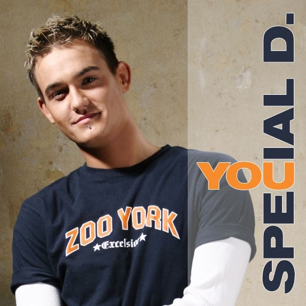 You - EP Special D CD cover