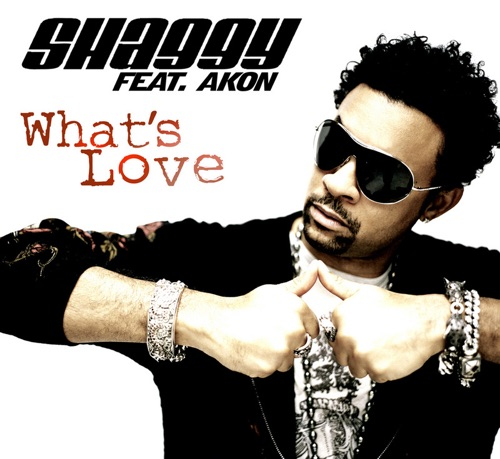 Shaggy - What's Love (feat. Akon) - EP