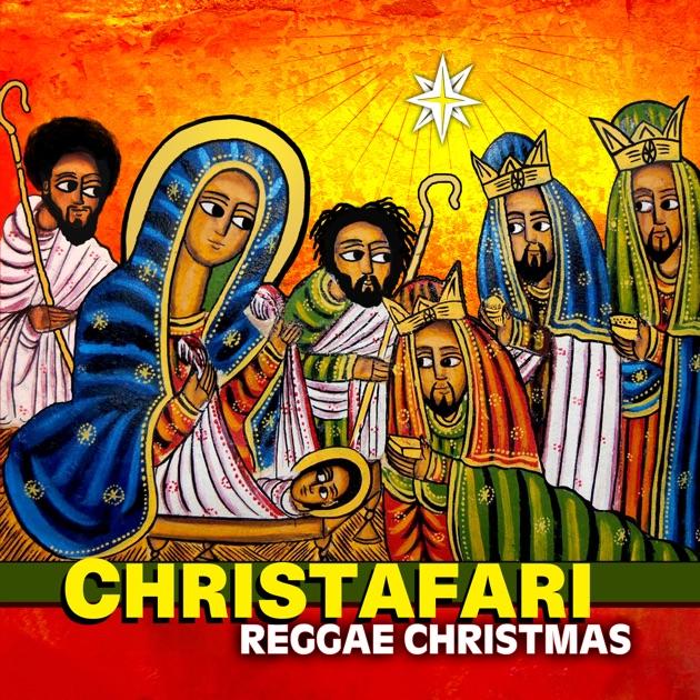 Toppa Top Rasta Claus Favorite Reggae Christmas Tunes - LargeUp