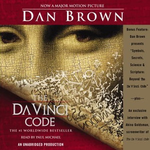 The Da Vinci Code (Unabridged) - Dan Brown audiobook, mp3