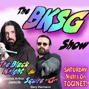 The Black Knight and Squire G Show