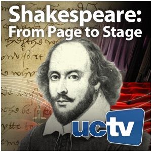 Shakespeare: From Page to Stage (Video)