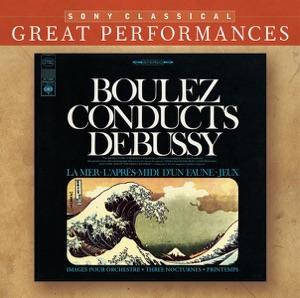 Pierre Boulez & Philharmonia Orchestra - La Mer, L. 109: III. Dialogue du vent et de la mer