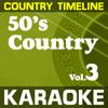 Karaoke: 50's Country Vol. 03 - Karaoke Cloud