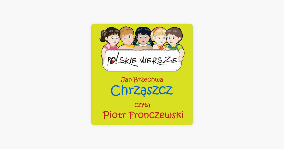 Polskie Wiersze Jan Brzechwa Chrzaszcz Single De Piotr Fronczewski