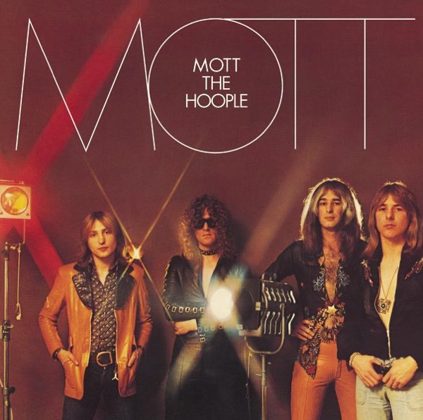 Mott The Hoople - I'm A Cadillac/el Camino Dolo Roso