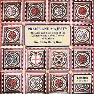 Andrew Parnell, Barry Rose & The Men and Boys Choir of the Cathedral and Abbey Church of St. Alban - Though I Speak with the Tongues of Men
