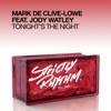 Mark de Clive-Lowe - Tonights the Night feat Jody Watley  Single Album