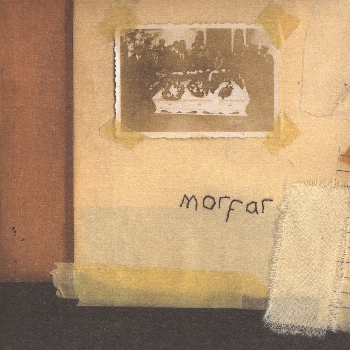 The Skywriter - EP Morfar CD cover