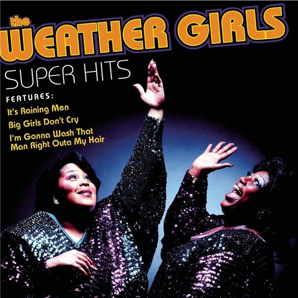 The Weather Girls mit It's Raining Men