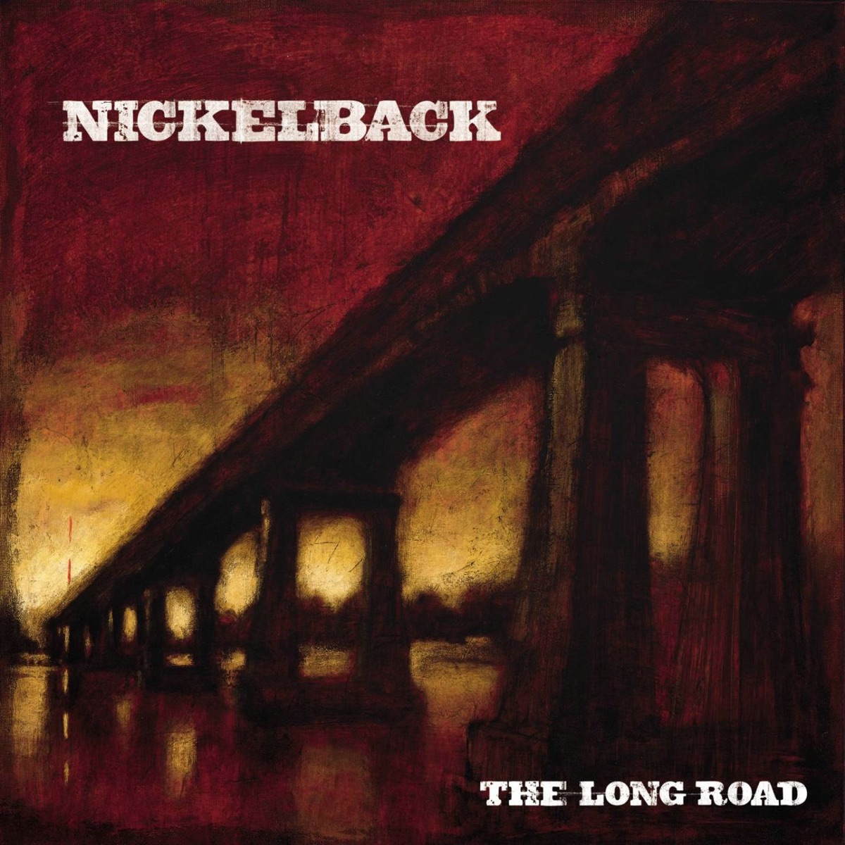 The Long Road Album Cover By Nickelback