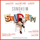 Stephen Sondheim - You Could Drive a Person Crazy