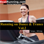 Running on Dance & Trance, Vol. 2-165 bpm - EP