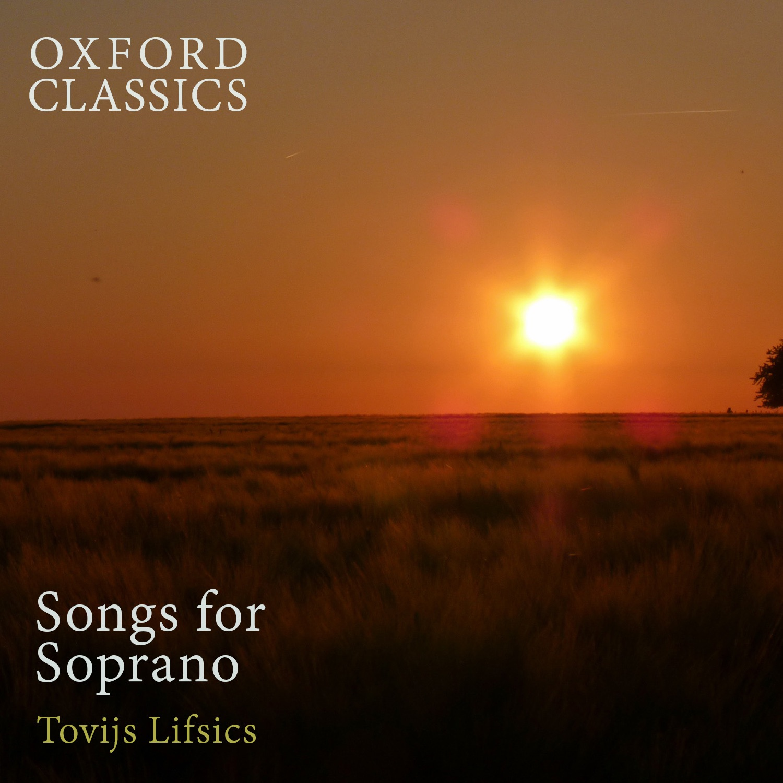 Songs for Soprano: XVIII. Mandoline
