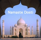 Namaste Dosti - The Learn Hindi Podcast