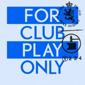 For Club Play Only, Pt. 1 - Single
